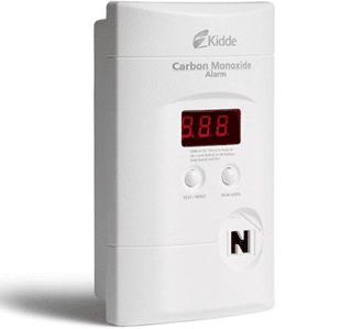 Détecteur de monoxyde de carbone