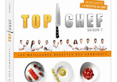 Livre de recette Top Chef