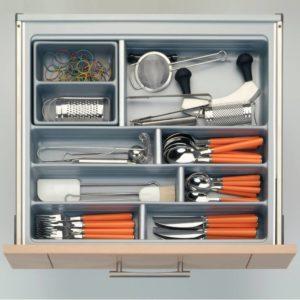 Accessoires de cuisine - tiroir range casseroles